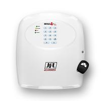 Central de Alarme Convencional Brisa-4 Plus Sinal/Voz