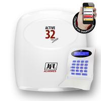 Central de Alarme Monitorável JFL Active-32 DUO (modular)