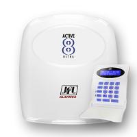 Central de Alarme Monitorável JFL Active-8 Ultra (modular)