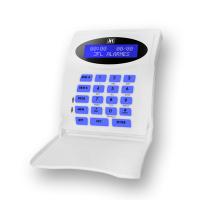 Teclado LCD com fio TEC-300