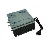 Amplificador De Potência 50db Bivolt Pqap 7500 Proeletronic