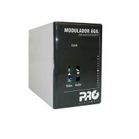 Modulador ágil VHF/UHF/CATV/CFTV PQMO-2600B