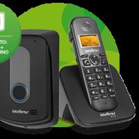 TIS 5010 / Telefone sem fio com ramal externo